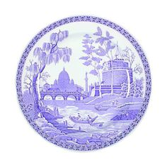 Spode Archive Collection Lilac, $12 for dinner plate replacements.com