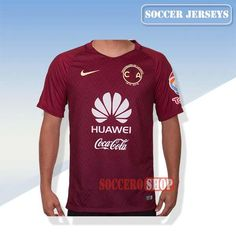 A+ Quality America Newest Away Soccer Jerseys 2016 2017 Replica Personalised Printing | Soccero-Shop