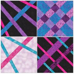 (7) Name: 'Quilting : Celtic Knot Foundation Set 2