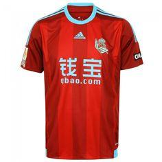 Camiseta del Real Sociedad 2015-2016 Visitante - Niño