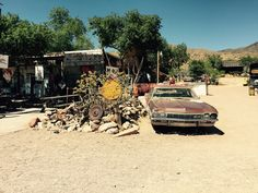 Route 66....