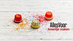 #AllesVoor #Koningsdag #kroontje #DIY