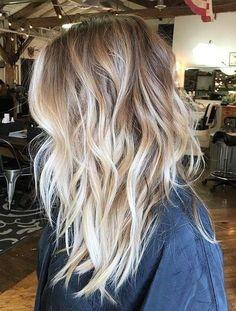 Ombré Hair 2017 : Obtenez le Modèle qui Vous Va Grace à cette Magnifique Série | Coiffure simple et facile