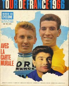 Bildresultat för tour de france 1966