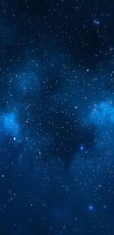 Galaxy Aesthetics Blue Wallpapers - Wallpaper Cave