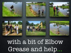 #LetGoSeeus - with a bit of elbow grease and help from our friends. First we took on our finger of the lake, with the invaluable help and advice from Sarasota County N.E.S.T program (thanks RW!) and many other knowledgeable resources, our test project was underway...
