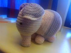 olifant voor mijn pasgeboren kleindochter Dewi