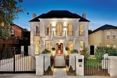 French inspired luxury!