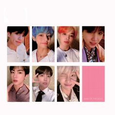BTS Map of The Soul Persona Photocard Ver. 03 sold by army's shop. Shop more products from army's shop on Storenvy, the home of independent small businesses all over the world. Group Pictures, Bts Pictures, Foto Bts, Lomo Card, Bts Polaroid, Polaroids, Bts Group Picture, Les Bts, Photo Proof