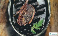 Gebakken Hertenvlees met Zwarte Bessensaus