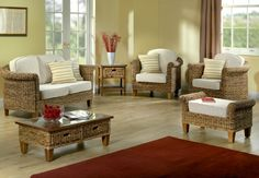 Kendal 6 Piece Conservatory Furniture Set ONLY £995