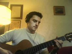 """Someone Like You""  Adele - Acoustic Guitar"