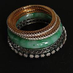Chinese Takeaway, Bangles, Bracelets, Gems, How To Make, Jewelry, Instagram, Jewlery, Jewerly