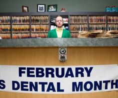 Other Peoples Clothes by Caleb Cole - February is Dental Month