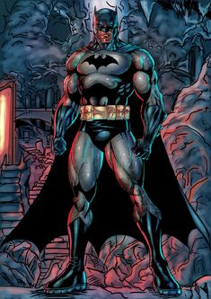 Batman Ultimate Colour Jim Lee by dushans on DeviantArt Punisher Marvel, Marvel Comics, Ms Marvel, Captain Marvel, Jim Lee Batman, Batman Comic Art, Im Batman, Batman Arkham Knight Batmobile, Ultimate Batman