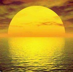 Pasando el sol