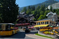 Leysin American School (LAS) was founded by my Aunt Sigrid and Uncle Fritz Ott.