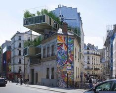 Will 'Parasitic Architecture' transform placemaking in cities?