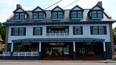 Diary of a Wimpy Kid author Jeff Kinney opens a bookstore and cafe in Plainville MA. Read the story at: http://visitingnewengland.com/an-unlikely-story-bookstore-plainville-ma.html #AnUnlikelyStoryPlainville