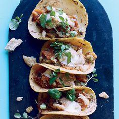 Salsa Verde Chicharrón Tacos | Food & Wine