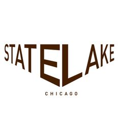 State and Lake, Chicago.  Branding by BB Barn