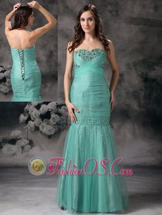 Strapless Prom Dresses, Elegant Prom Dresses, Mermaid Evening Dresses, Evening Gowns, Turquoise Prom Dresses, Pageant Gowns, Mississippi, Corset, Ball Gowns