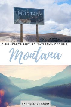 Did you know there are 8 national parks in Montana? Click here for the list, including things to do and how to get to each of the Montana national parks. List Of National Parks, Montana National Parks, Grand Teton National Park, Yellowstone National Park, Usa Travel, Travel Tips, Outdoor Woman, Historical Sites, Travel Inspiration