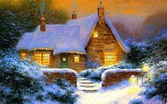 Merry Christmas - Christmas Wallpaper (33061125) - Fanpop