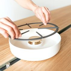 Cooking table par Moritz Putzier