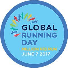 ¡Corre al menos un kilómetro el 7 de junio de 2017 en honor al Global Running Day!