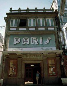 Cine París. la Coruña