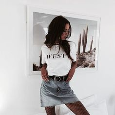 10 Outfit Essentials You Need For Spring Break Insta-style inspiration Fashion Mode, Fashion Killa, Look Fashion, 90s Fashion, Fashion Outfits, Womens Fashion, Fashion Trends, Fashion Ideas, Fashion Beauty