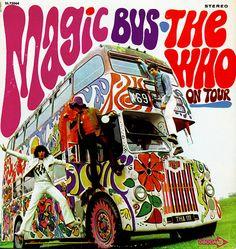 The Who - Magic Bus (1968)