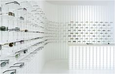 Mykita Sunglasses boutique #retail design