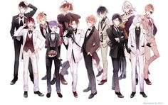 Diabolik Lovers Bloody Bouquet | Official Diabolik Lovers Thread {Season 2 & New game announced ...