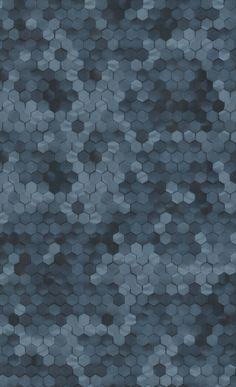Ivy Bronx Lindale Hexagons L x W Glitter Wallpaper Roll Hexagon Wallpaper, Glitter Wallpaper, Iphone Background Wallpaper, Wallpaper Roll, Iphone Backgrounds, Desktop Wallpapers, Küchen Design, Tile Design, Contemporary Geometric Wallpaper