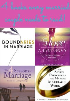 4 books every marrie