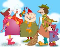 karácsonyi mese gyerekeknek Ki is az a hóember? Fictional Characters, Fantasy Characters