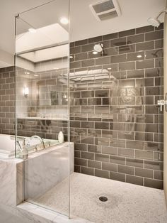 Rw Anderson Homes Modern Master Bathroom Design Ideas, Pictures, Remodel and Decor Contemporary Bathroom, House Design, House, Modern Master Bathroom, Bathroom Makeover, Contemporary Bathrooms, Bathroom Design, Bathroom Decor, Beautiful Bathrooms