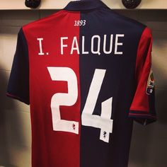 24 Iago #Falque #Genoa