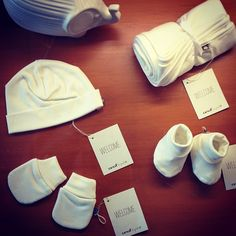 Oeuf nyc newborn layette Welcome Collection