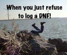When a DNF isn't an option