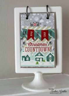 Cute Christmas count down
