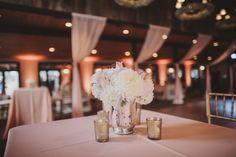 Magnolia Plantation Blush and Gold Wedding