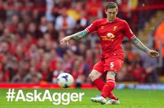Daniel Agger will take over Liverpool FC's official Twitter account on Thursday... - http://footballersfanpage.co.uk/daniel-agger-will-take-over-liverpool-fcs-official-twitter-account-on-thursday/
