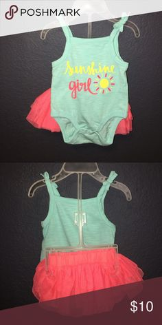 Cherokee baby girl Newborn outfit Excellent condition like new Newborn size very cute outfit Cherokee Matching Sets