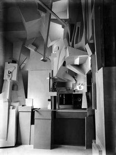 Kurt Schwitters Hanover House 1933
