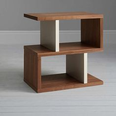 Content by Terence Conran Counterbalance Side Table, Oak/Charcoal Mdf Furniture, Modern Wood Furniture, Pallet Furniture Designs, Diy Furniture Projects, Woodworking Furniture, Unique Furniture, Home Decor Furniture, Diy Home Decor, Interior Decorating
