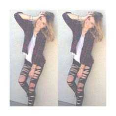 Tumblr ❤ liked on Polyvore featuring acacia, full outfits, outfits, acacia clark and icons