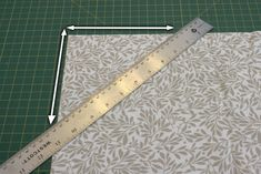 Bias binding - create a 45 degree angle. Easiest instructions I've found.